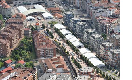Feria La Ascensión - Oviedo
