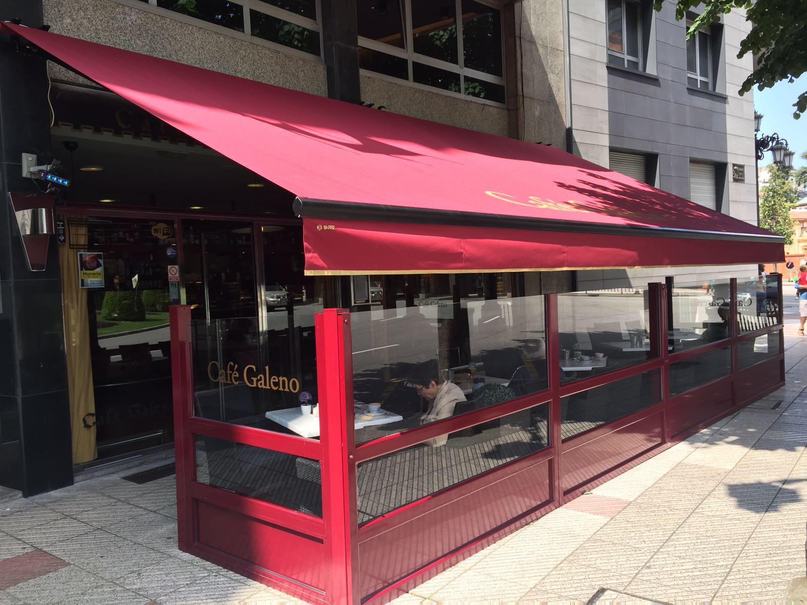 toldos-terraza-hosteleria-Asturias-fachada-