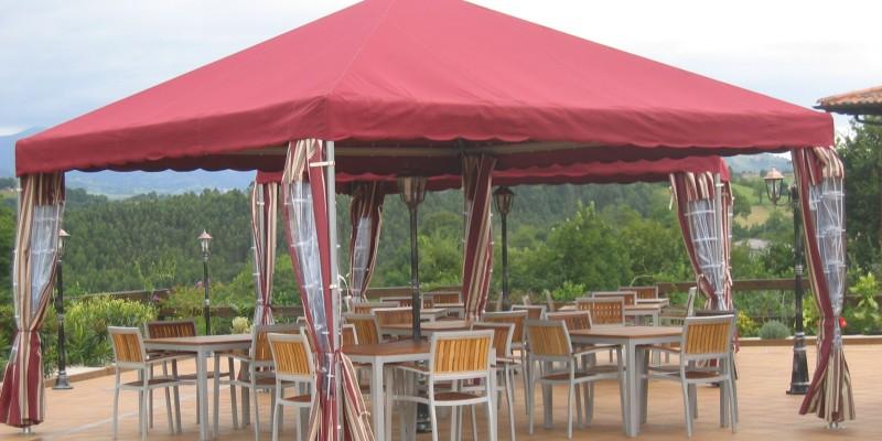comprar cenador jardin asturias - Cenadores De Jardin